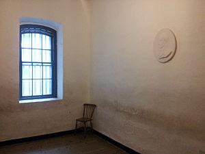 Robert Emmet - Robert Emmet's cell in Kilmainham Gaol