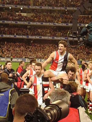 Robert Harvey (footballer) - Image: Robert Harvey's final match