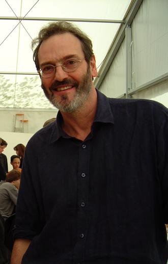 Robert Holdstock - Robert Holdstock in Épinal, 2004