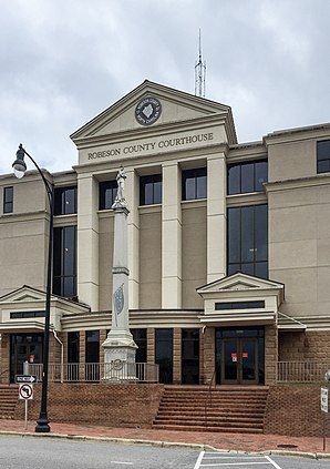 Robeson County Courthouse