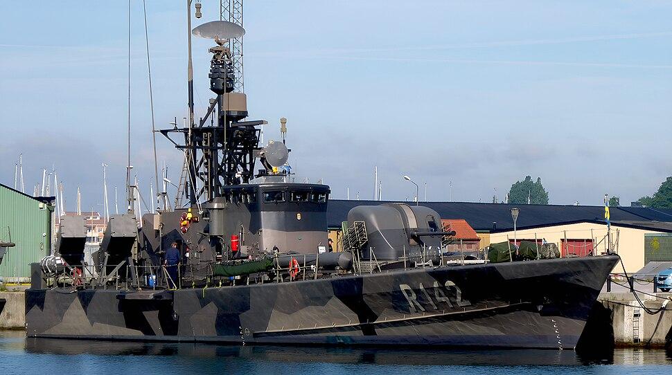 Robotbåten Ystad - R142 - Ystad-2017