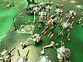 Robotech - Officer and his Battlepods.jpg