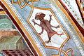 Rocca di Angera - Sala di Giustizia Fresko Ungeheuer 2.jpg