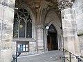 Rochdale Town Hall entrance 29 July 2017.jpg