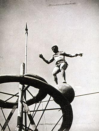 Giuseppe Primoli - Image: Roma. Equilibrista