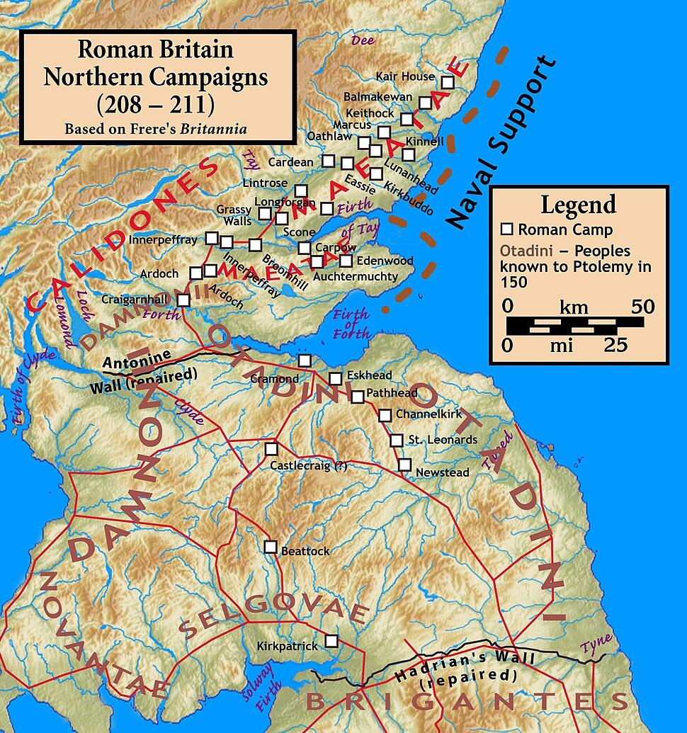 Roman.Britain.Severan.Campaigns