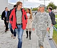 Roman Twardy with Col. David Carstens.jpg