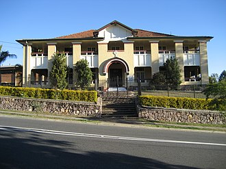 Marist Brothers College Rosalie - The Brothers House