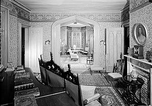 Roseland Cottage - Interior view
