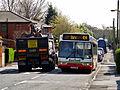 Rossendale Transport bus 141 (PF02 XMX), 18 April 2009 (1).jpg