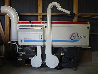Rice huller - An electric rotary huller