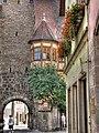 Rothenburg ob der Tauber-(Weißer Turm-2-Aufnahme von Galgengasse 3)-damir-zg.jpg