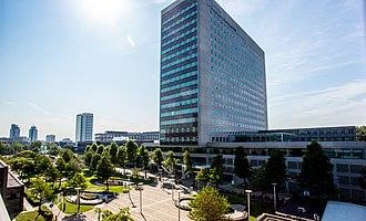 Rotterdam School of Management, Erasmus University - Main building RSM