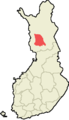 Rovaniemi Suomen maakuntakartalla.png