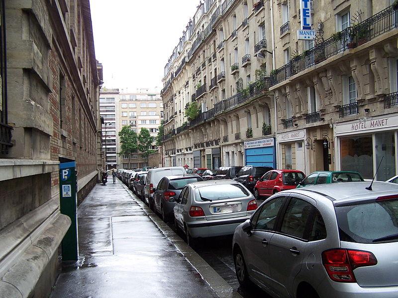 Fichier:Rue Édouard-Manet.JPG