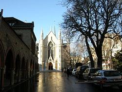 Kaple Sainte-Thérèse-Orphelins d'Auteuil