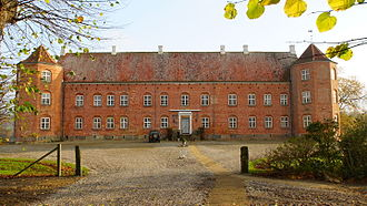 Rugaard - Rugaard is a farming and forestry castle.