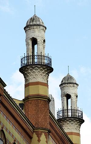 Rumbach Street Synagogue - Rumbach utcai Zsinagóga