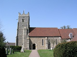 Rushmere St Andrew Human settlement in England