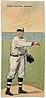 Russell Ford-Otis Johnson, New York Highlanders, baseball card portrait LCCN2007683887.jpg
