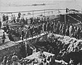 Russischer Photograph um 1887 - Bauarbeiten für eine Fabrikanlage der Metallurgischen Gesellschaft von Südrussland, Dnjepr-Region (4) (Zeno Fotografie).jpg
