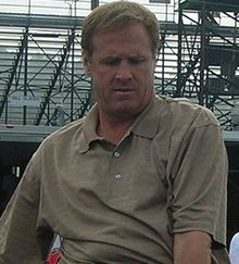 Description de l'image  RustyWallace2006 (cropped).jpg.
