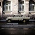 Rusty VAZ-21011 in Sadovnicheskaya Street, Moscow.jpg