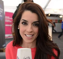Ruth Lorenzo in 2014