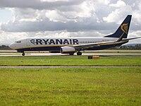 EI-DLH - B738 - Ryanair