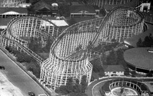 Playland (New York) - Airplane Coaster in 1928.