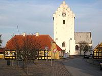 Sæby - ved Klostertorvet1.JPG