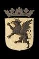 Södermanlands vapen med grip, 1660 - Livrustkammaren - 108737.tif