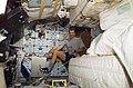 S120E008022 - STS-120 - Nespoli on ergometer on middeck - DPLA - daf021ec3d7e5810911e17b1f69bf6a0.jpg