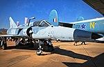 SAAF Cheetah E (No. 842), Swartkop Airshow 2010.jpg