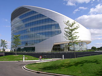 SABIC - SABIC European Head Office in Sittard, the Netherlands