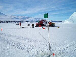 Short baseline acoustic positioning system - Image: SCINI Baseline Transducers PILOT