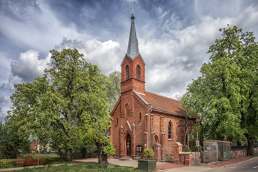Ługów, Lubusz Voivodeship