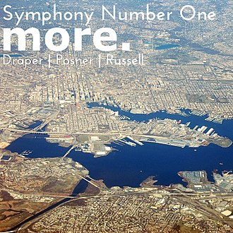 More (Symphony Number One album) - Image: SNO More Album Cover