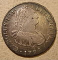 SPAIN, CHARLES IV -4 REALES 1796 a - Flickr - woody1778a.jpg