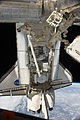 STS-134 Endeavour's payload bay seen from the Cupola.jpg