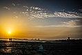 SUNSET IN CLIFTON BEACH KARACHI.jpg