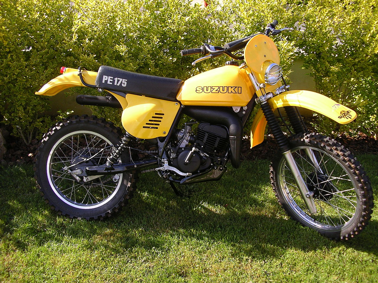 Suzuki Dirt Bike For Sale