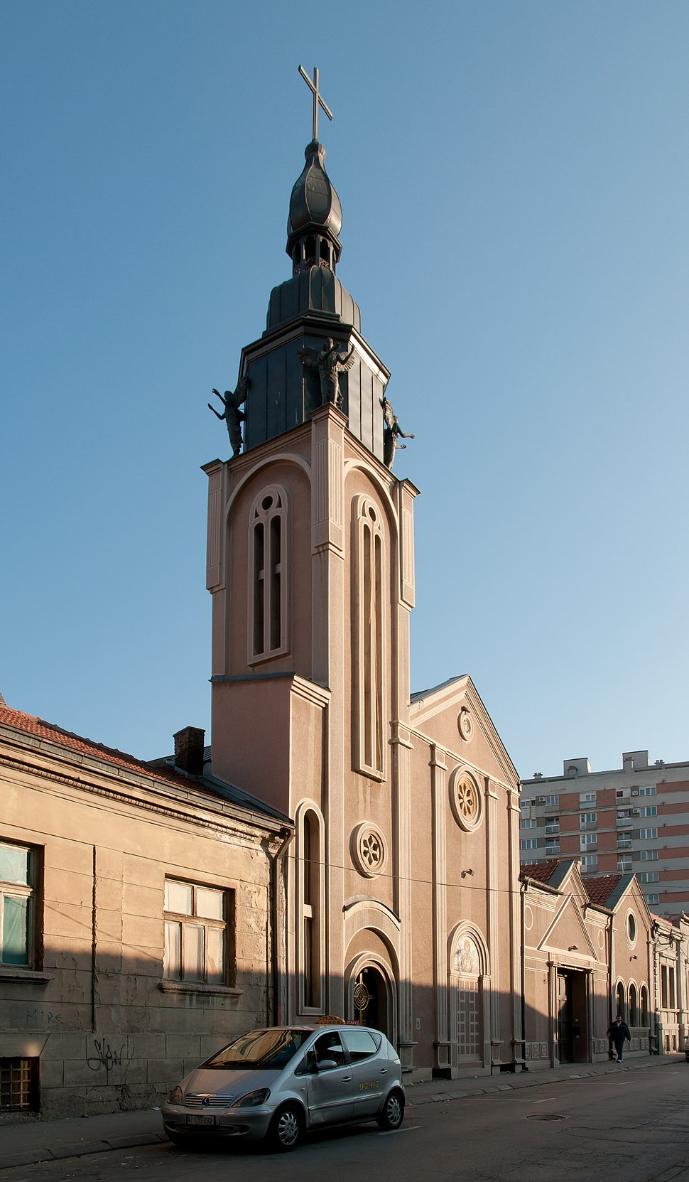 Sacred Heart Church - Nish
