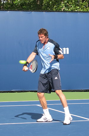 Marat Safin - Safin at Canadian Masters 2008