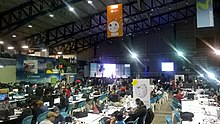 c3855a9550a Campus Party - Wikipedia, la enciclopedia libre