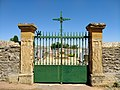 Saint-Jean-des-Vignes - Entrée cimetière (mai 2020).jpg