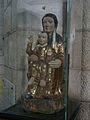 Saint-Saturnin (63) église statue Vierge en majesté.JPG