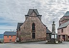 Saint Hilary Church of Pruines 02.jpg