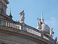 Saint Matthew, Saint Philip and Saint Thomas at the St. Stephen's Basilica, 2016 Budapest.jpg