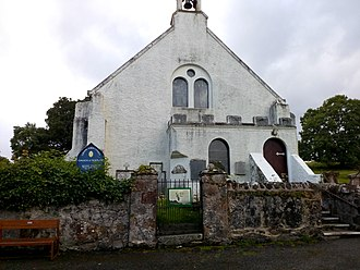 St Moluag's Cathedral, Lismore - St Moluag's Cathedral in 2017